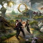 """#1 movie in the world – OZ THE GREAT AND POWERFUL + Mariah Carey """"Almost Home"""" music video"""