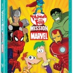 Phineas and Ferb: Mission Marvel available on DVD now