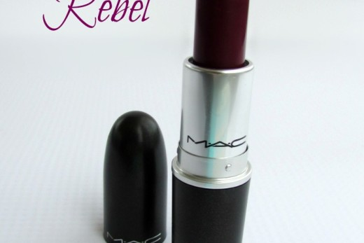 MACRebelSatinFinishLipstick