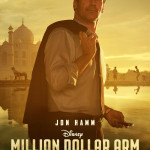 New trailer and poster for Disney's Million Dollar Arm