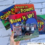 Capstone Book for Young Readers is a SMASH-ingly great gift