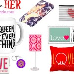 Valentine's Gift ideas from Zazzle