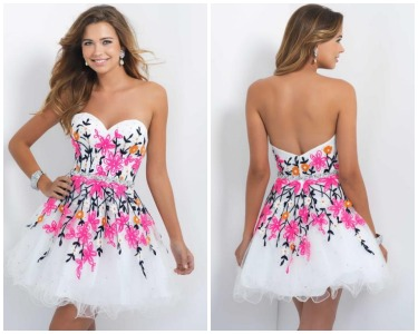What dress style for homecoming will you be wearing? - Fabulous ...