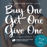 Join Vanity Fair Lingerie in support the women of Dress for Success