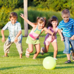 Easy ways to keep your children active