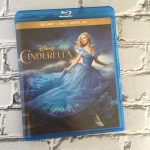 Cinderella now available on  Digital HD/SD, Blu-ray Combo Pack & Disney Movies Anywhere
