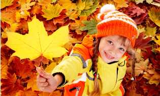 Outdoor fun you can have with your kids this fall