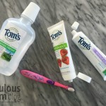 Encourage your family to live a natural lifestyle with Tom's of Maine