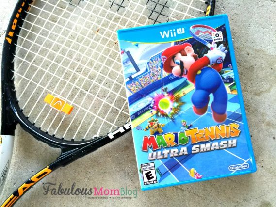 Mario tennis for wii u / Unique gifts for a man