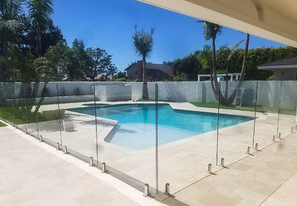 Glass pool fences water safety meets style fabulous mom