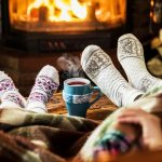 """How to Make Your Home Feel """"Winter Cozy"""""""