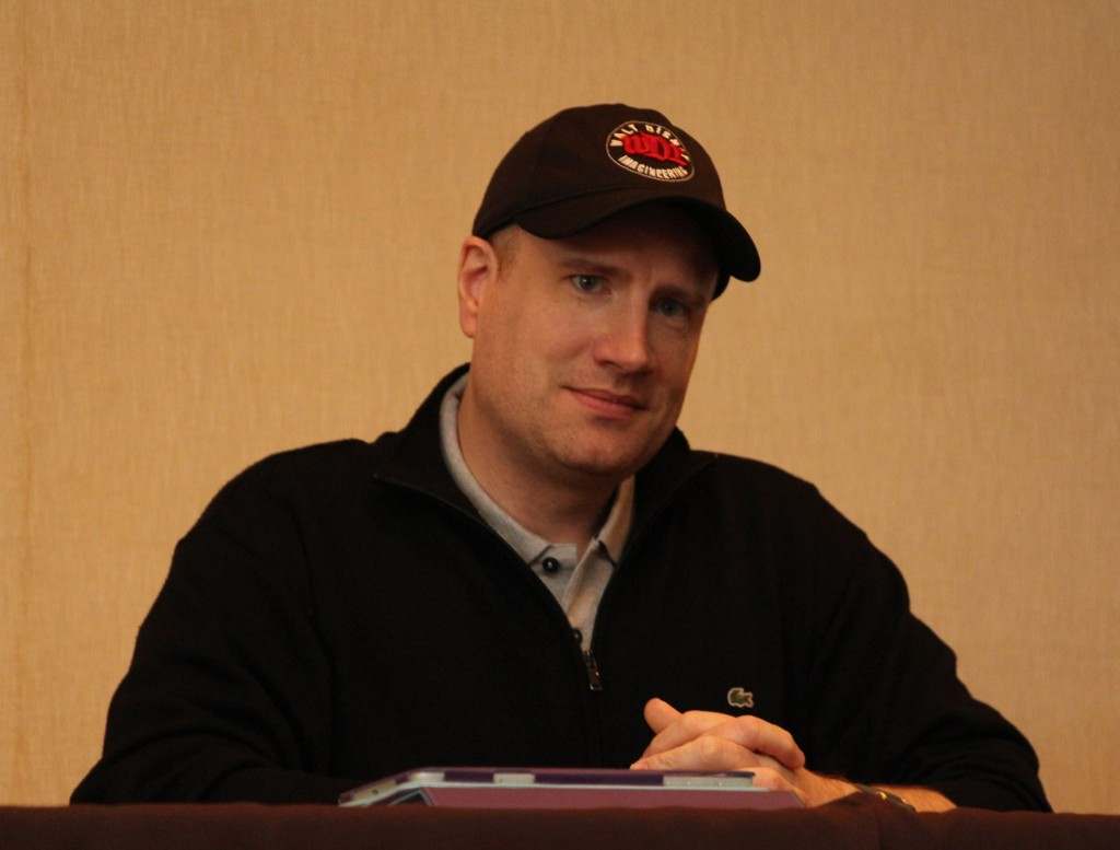 Producer Kevin Feige