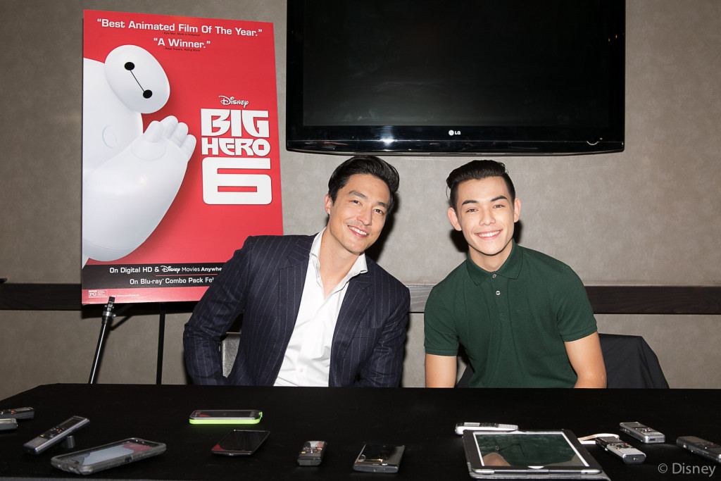 Pictured: Daniel Henney & Ryan Potter - Photo Credit: Kayvon Esmaili