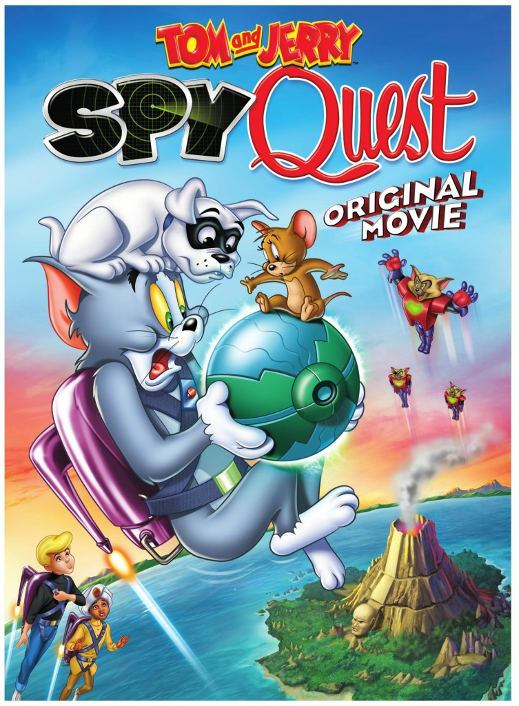 Tom and Jerry Spy Quest movie