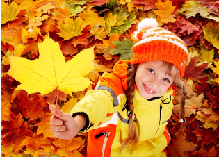 fall outdoor family activities