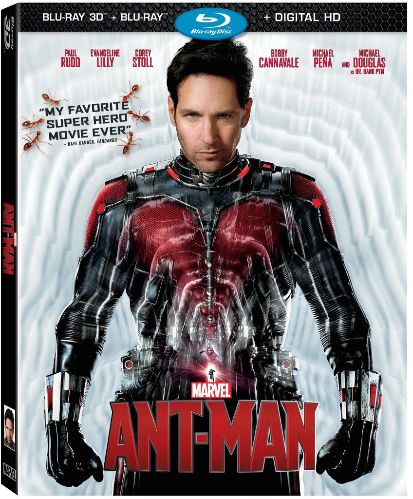 Ant-Man3D Blu ray Combo