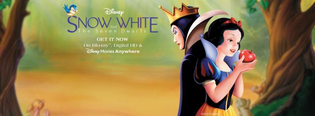 snow white and the seven dwarfs now available for the first time