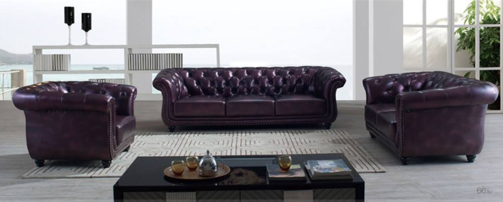 a great leather couch