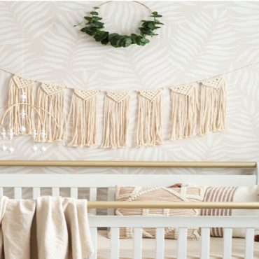 See Why Peel And Stick Wallpaper Is A Must In Your Nursery